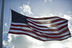 flag-half-mast
